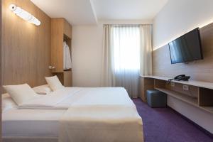 City Park Hotel, Hotely  Skopje - big - 20
