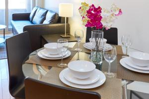 Atlas Suites Furnished Apartments- Rogers Center, Downtown Toronto, Apartmány  Toronto - big - 9