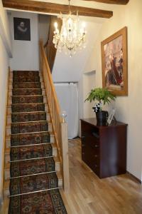 Maison du chatelain, Penziony  Saint-Aignan - big - 58