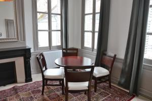 Maison du chatelain, Penziony  Saint-Aignan - big - 51