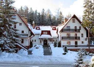 Hotel Corum, Hotels  Karpacz - big - 14