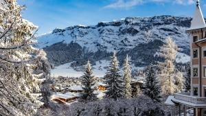Romantik Hotel Schweizerhof, Hotely  Flims - big - 60