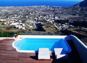 Kamini Santorini Villas(Pyrgos)