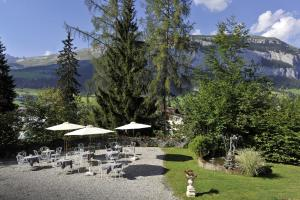 Romantik Hotel Schweizerhof, Hotely  Flims - big - 69