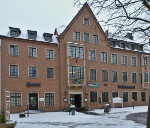 Stadt-gut-Hotel Hövelmann's Restaurant und Hotel, Szállodák  Xanten - big - 25