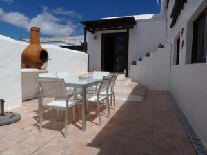 Casa Alba, Bed and Breakfasts  Nazaret - big - 21