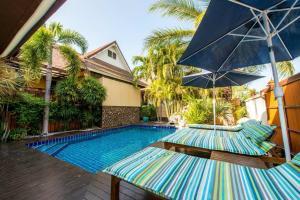 วิลลาบ้านแสนสบาย – Villa Baan Sansabai