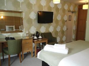 Park Hotel, Hotels  Montrose - big - 5