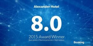 Alexander Hotel, Hotel  Bethlehem - big - 23