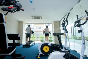 Grand Sea Hotel, Hotels  Da Nang - big - 78