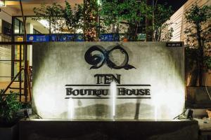 Ten Boutique House, Penzióny  Chiang Mai - big - 59