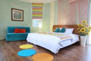 The Waltz Bed and Breakfast, Homestays  Dayin - big - 1