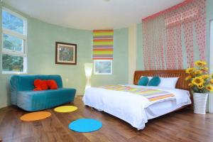 The Waltz Bed and Breakfast, Homestays  Dayin - big - 13