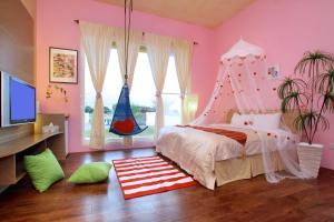 The Waltz Bed and Breakfast, Alloggi in famiglia  Dayin - big - 5