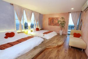The Waltz Bed and Breakfast, Homestays  Dayin - big - 2