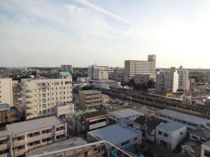 Ushiku City Hotel Ekimaekan, Отели эконом-класса  Ushiku - big - 15