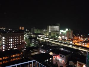 Ushiku City Hotel Ekimaekan, Отели эконом-класса  Ushiku - big - 17