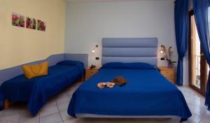 Hotel Leone, Szállodák  Sorrento - big - 112