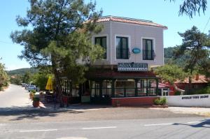 Айвалык - Silva Hotel
