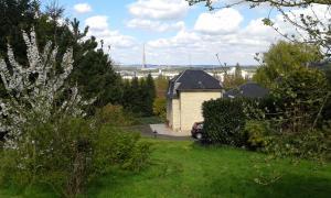Chambres d'Hôtes Entre Deux Rives, Panziók  Honfleur - big - 2
