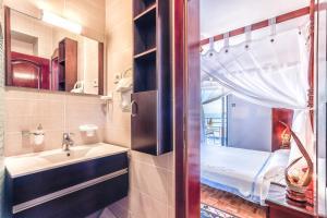 Villa Roses Apartments & Wellness, Apartmány  Ičići - big - 17