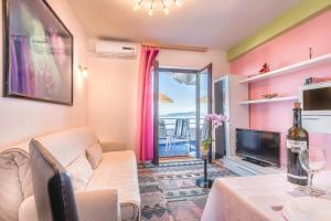 Villa Roses Apartments & Wellness, Apartmány  Ičići - big - 9