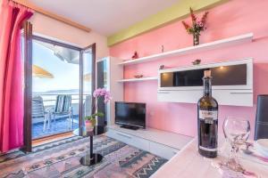 Villa Roses Apartments & Wellness, Apartmány  Ičići - big - 7