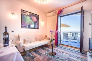 Villa Roses Apartments & Wellness, Apartmány  Ičići - big - 136