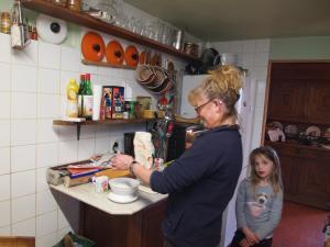 Chambres et Tables d'hôtes à l'Auberge Touristique, Bed & Breakfast  Meuvaines - big - 72
