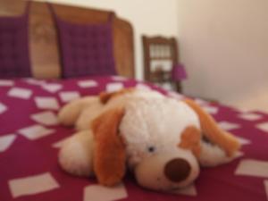 Chambres et Tables d'hôtes à l'Auberge Touristique, Bed & Breakfast  Meuvaines - big - 23