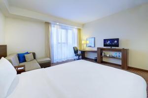 Отель Hampton by Hilton Профсоюзная - фото 4