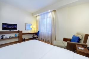 Отель Hampton by Hilton Профсоюзная - фото 6