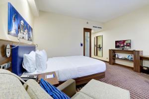 Отель Hampton by Hilton Профсоюзная - фото 7