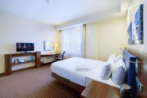 Отель Hampton by Hilton Профсоюзная - фото 9