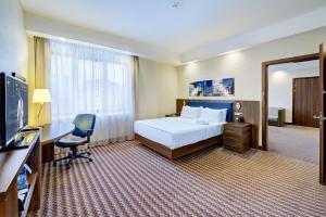 Отель Hampton by Hilton Профсоюзная - фото 10