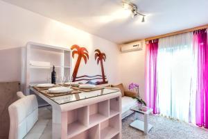Villa Roses Apartments & Wellness, Apartmány  Ičići - big - 108