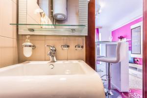 Villa Roses Apartments & Wellness, Apartmány  Ičići - big - 107