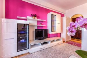 Villa Roses Apartments & Wellness, Apartmány  Ičići - big - 104