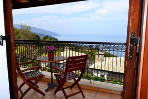Hotel Aglaida Apartments, Aparthotely  Tsagarada - big - 24