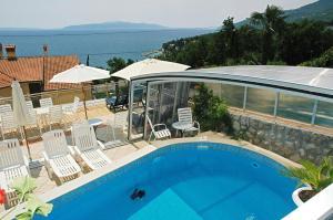 Villa Roses Apartments & Wellness, Apartmány  Ičići - big - 64