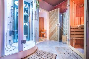 Villa Roses Apartments & Wellness, Apartmány  Ičići - big - 170