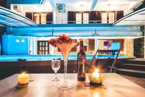 Villa Roses Apartments & Wellness, Apartmány  Ičići - big - 186