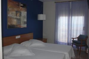 Hotel Roca Plana, Hotely  L'Ampolla - big - 6