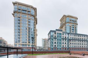 Graf Orlov. Comfort Apartments, Апартаменты  Санкт-Петербург - big - 34