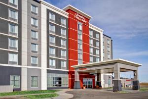 Hampton Inn & Suites Medicine Hat