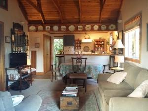 Bumblebee Cottage, Priváty  Greytown - big - 9