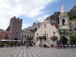 Casa Fabiana, Apartmanok  Taormina - big - 37