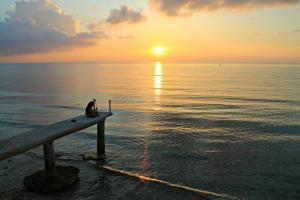Lagunde Beach Resort, Курортные отели  Ослоб - big - 13
