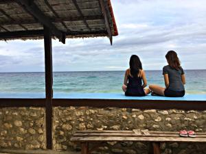 Lagunde Beach Resort, Курортные отели  Ослоб - big - 14
