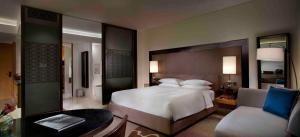 Park Zimmer mit Kingsize-Bett